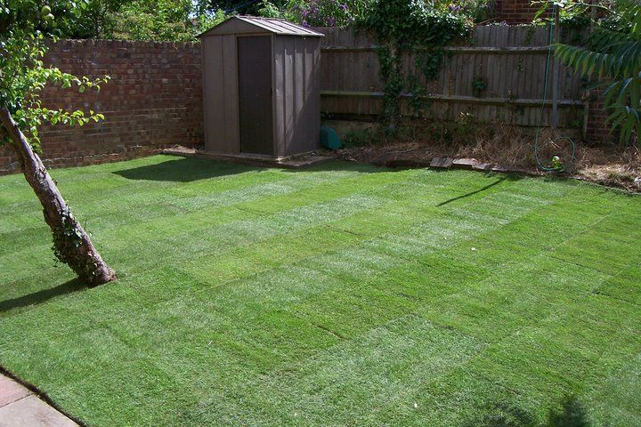Garden Clearance and Turfing Enfield 2