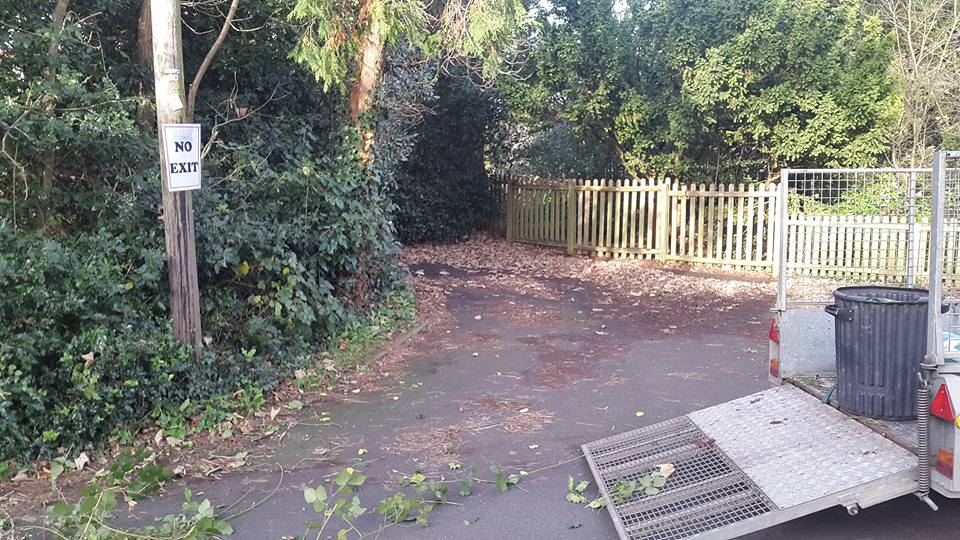 School Grounds Clearance Potters Bar 3